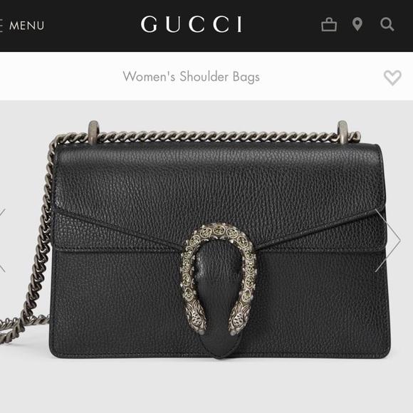 02c3ce4c1a48 Gucci Handbags - Gucci Dionysus Small Handbag